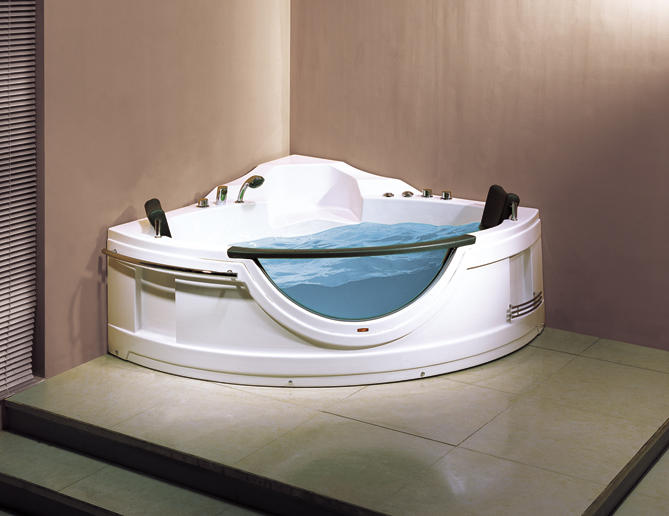 YSL-830 tubs with jets whirlpool spa tub