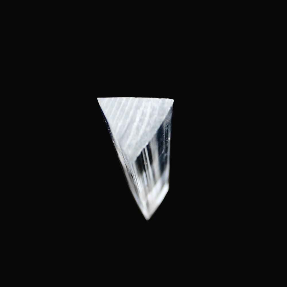 Naxilai Clear Triangle Acrylic Rods