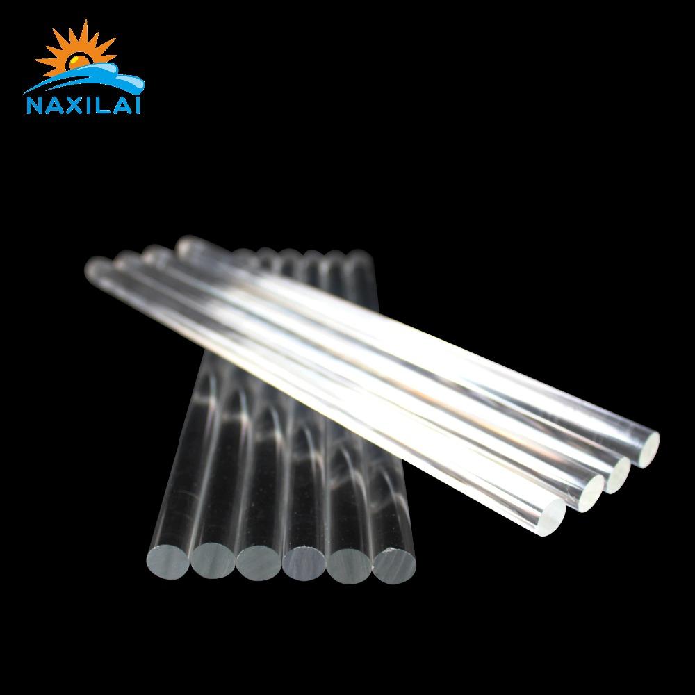 Naxilai High Transparent Extruded Acrylic Rod 12mm