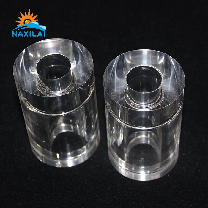 CNC Machined Acrylic Transparent Rod
