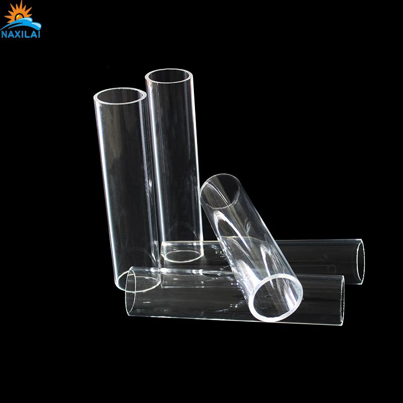 Naxilai Clear Acrylic Tube