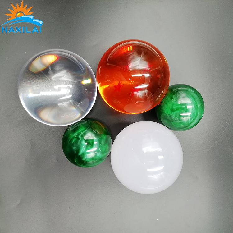 Naxilai  Pmma Translucent Acrylic Sphere