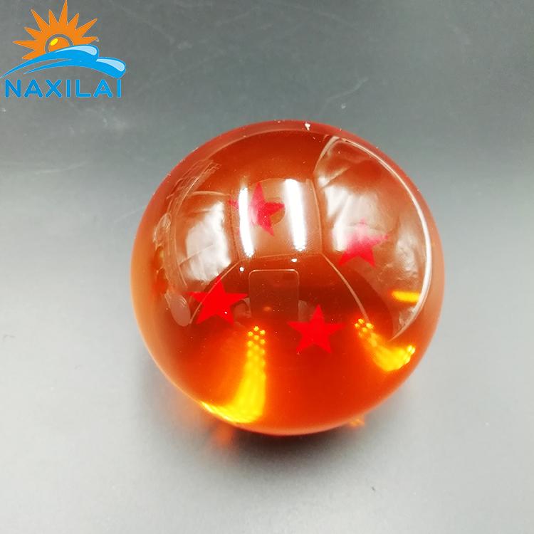 Naxilai CNC Processing clear acrylic ball
