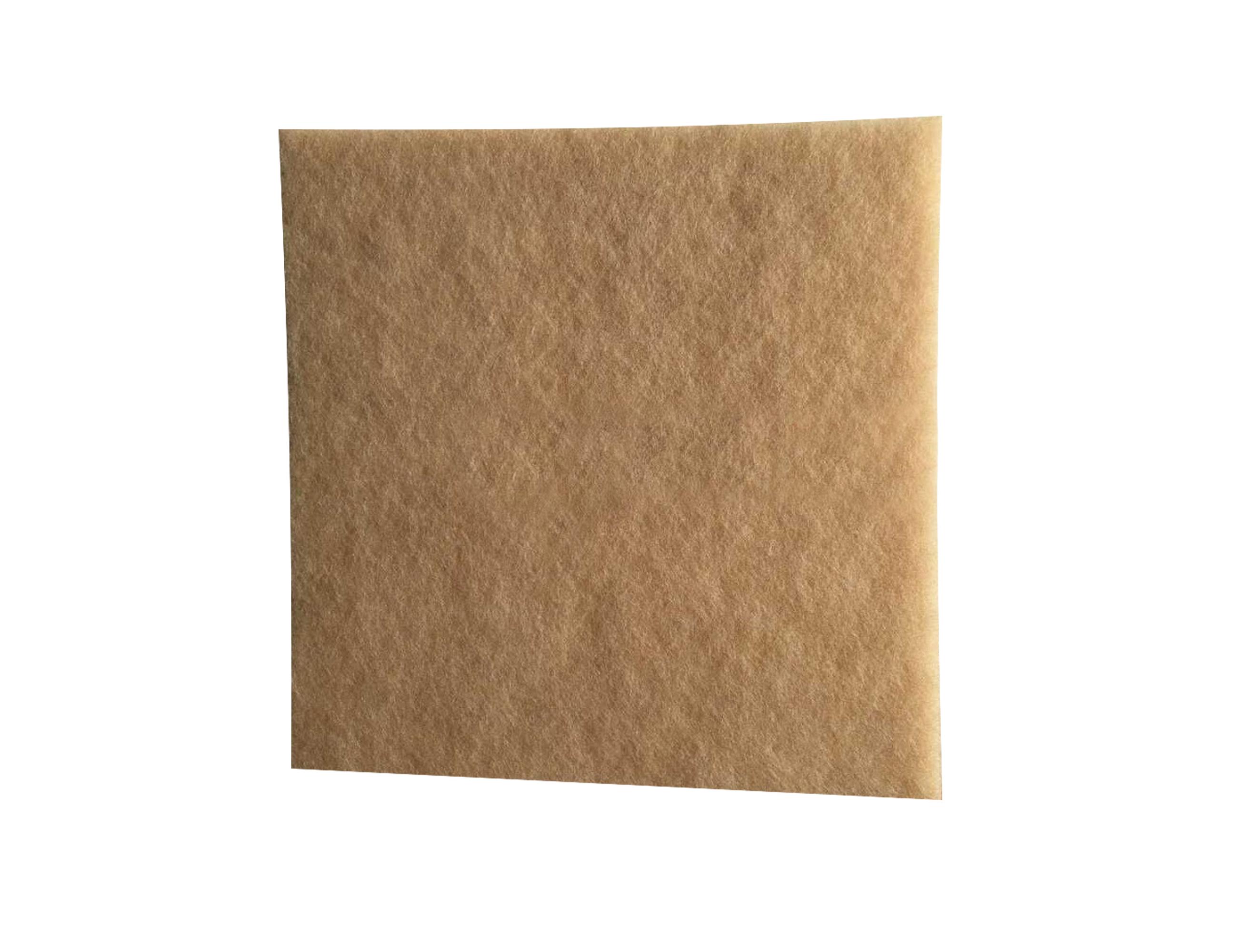High temperature resistant filter media