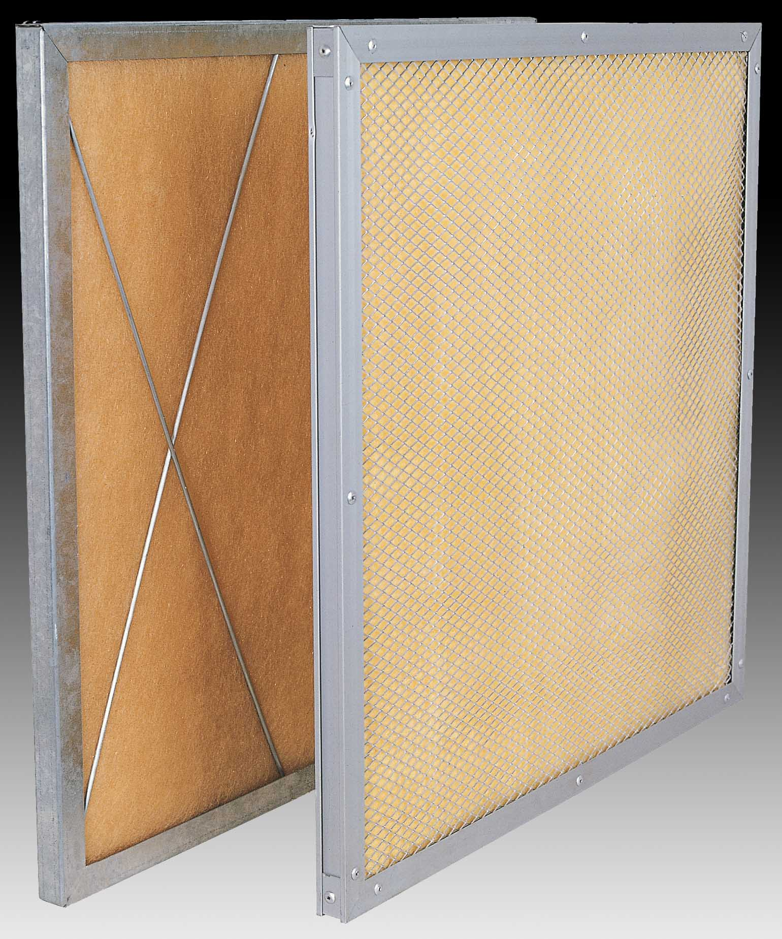 High temperature resistant plank filter