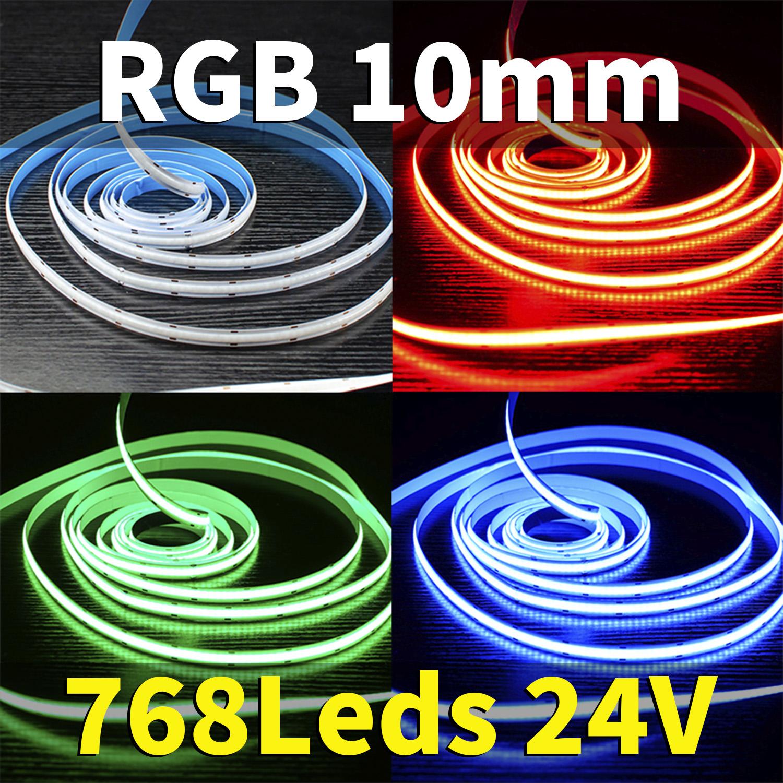 RGB 10mm 768leds 24V