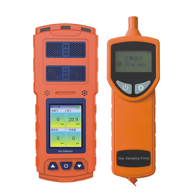Compound Gas Detector