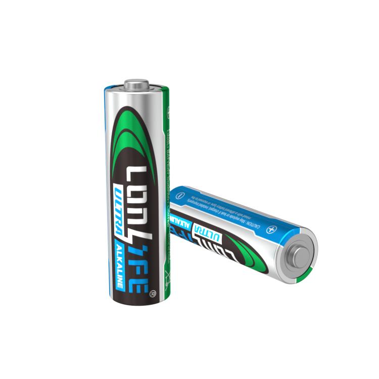 High Capacity AA Alkaline Batteries (OR OEM)