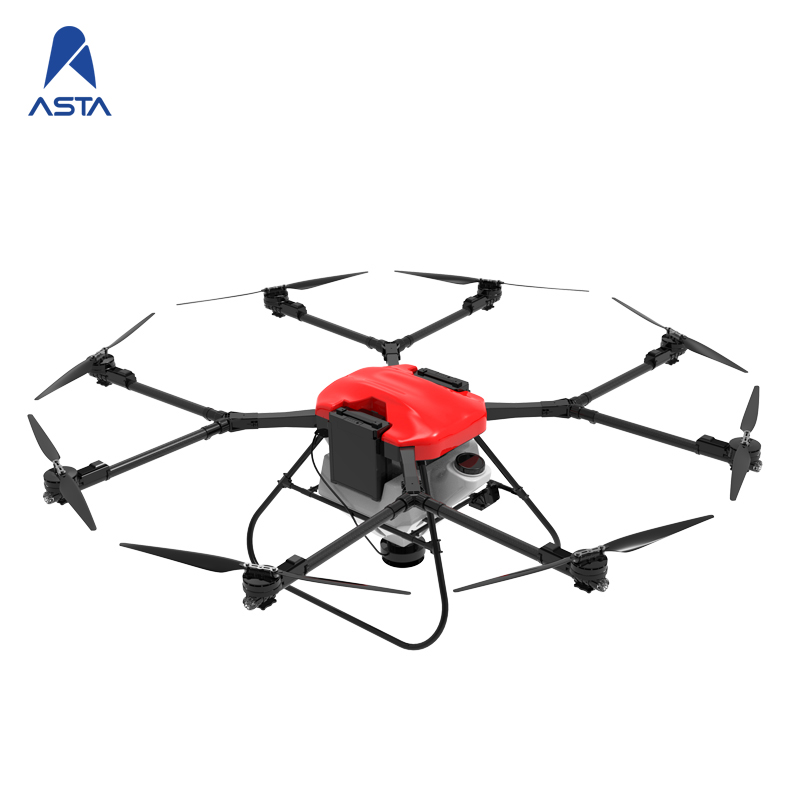 50L heavy payload agricultural spraying UAV