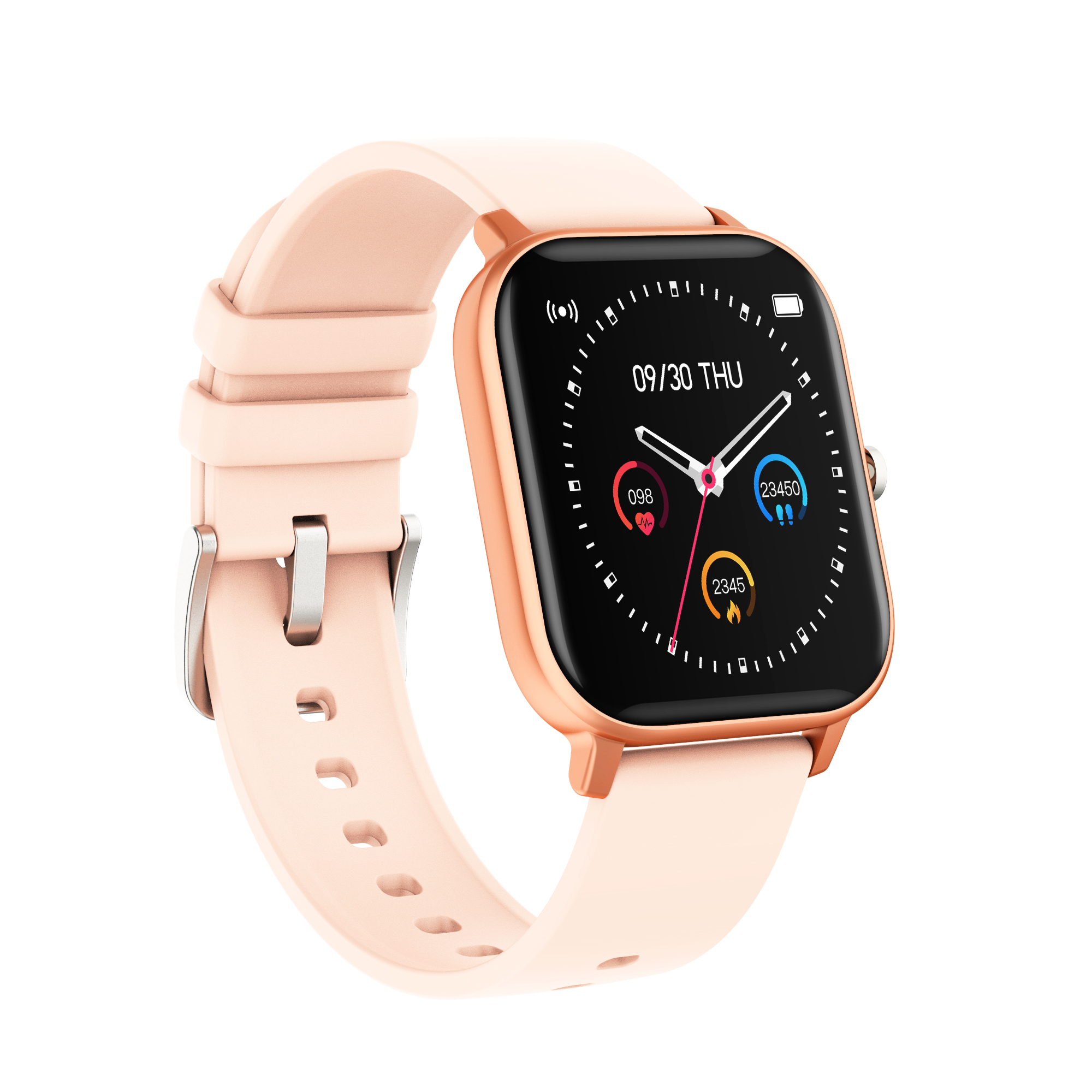 The P8  squre screen smartwatch