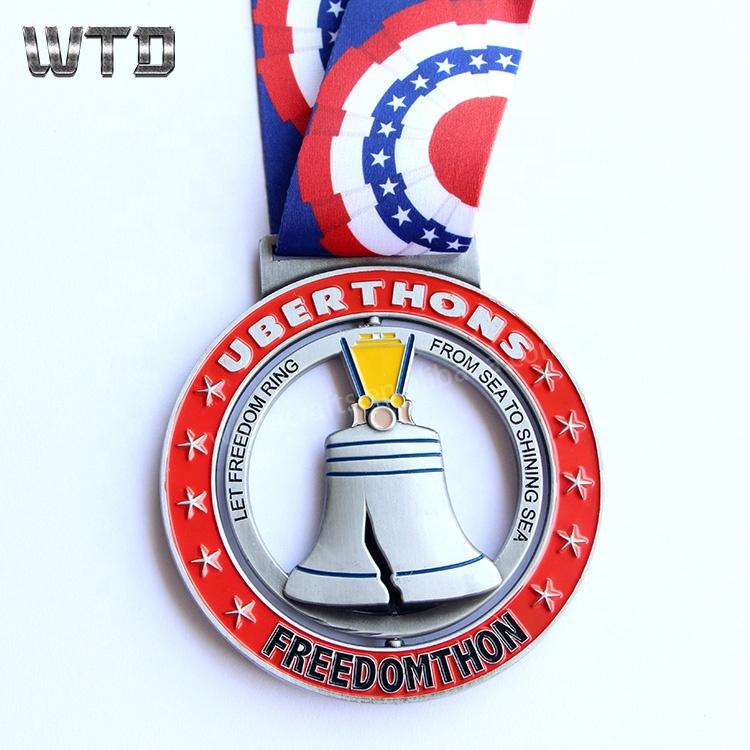 Spinning Medal