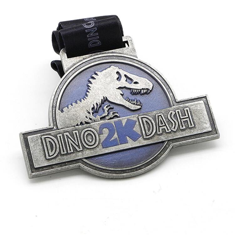 Fun Run Medal