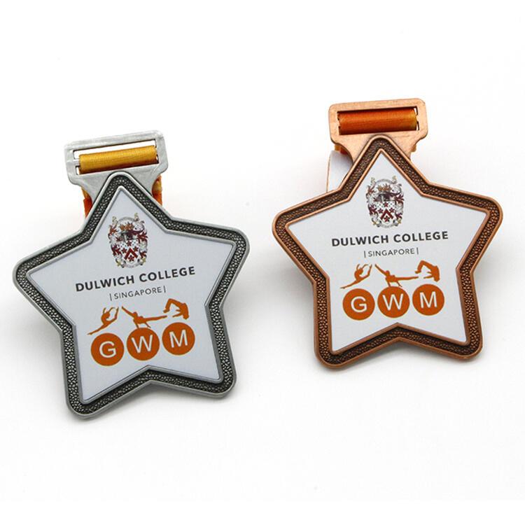 virtual triathlon sport medal