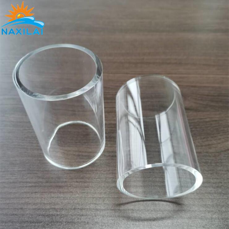 Polished Acrylic Plastic Tube