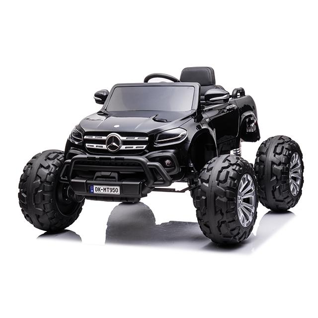 Mercedes Benz Clase X Monster con licencia