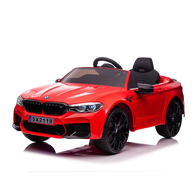 Licensed BMW M5