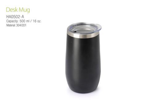Stainless Desk Mug
