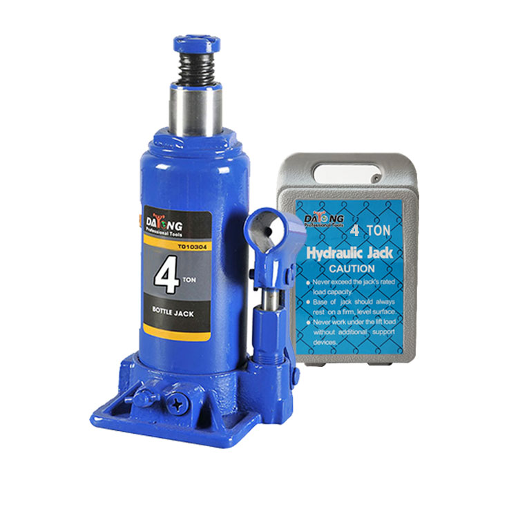 4 Ton Hydraulic Jacks Manual Blow Mold Case