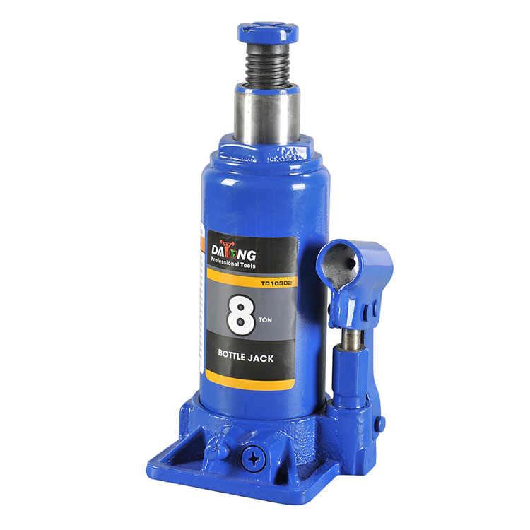 Car Jacks Hydraulic Jack Bottle 8 Ton Telescopic Bottle Jack
