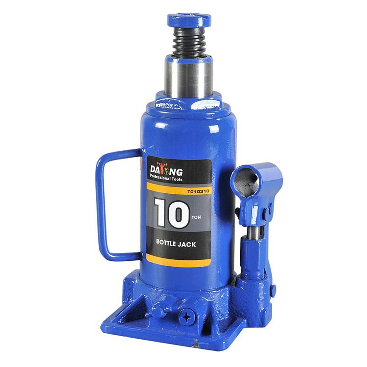 Hot Selling China Manufacturer Electric 10Ton Hydraulic Bottle Jack