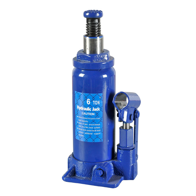 6 Ton Hydraulic Bottle Jack Telescoping Hydraulic Bottle Jack For Car Repair