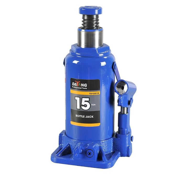 15 Ton Hydraulic Mechanical Bottle Jack