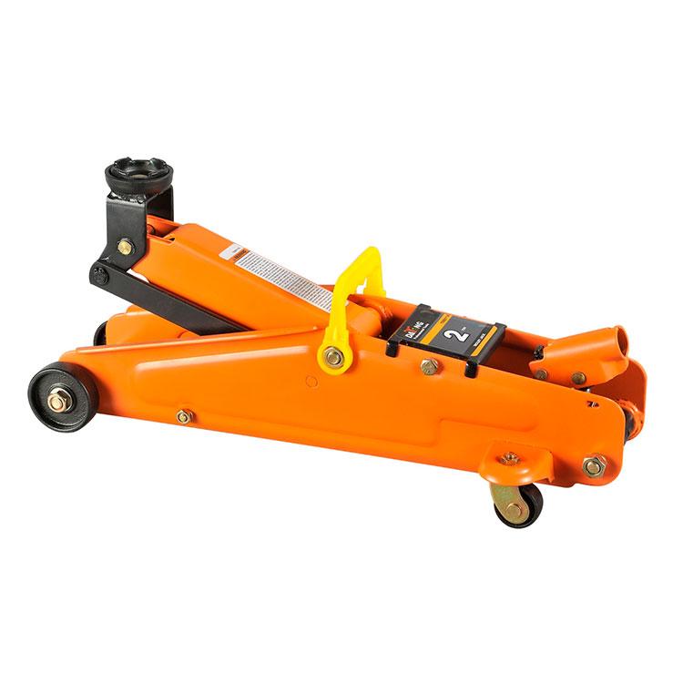 Car Van 2 Ton Trolley Floor Jack Hydraulic Lifting With Case