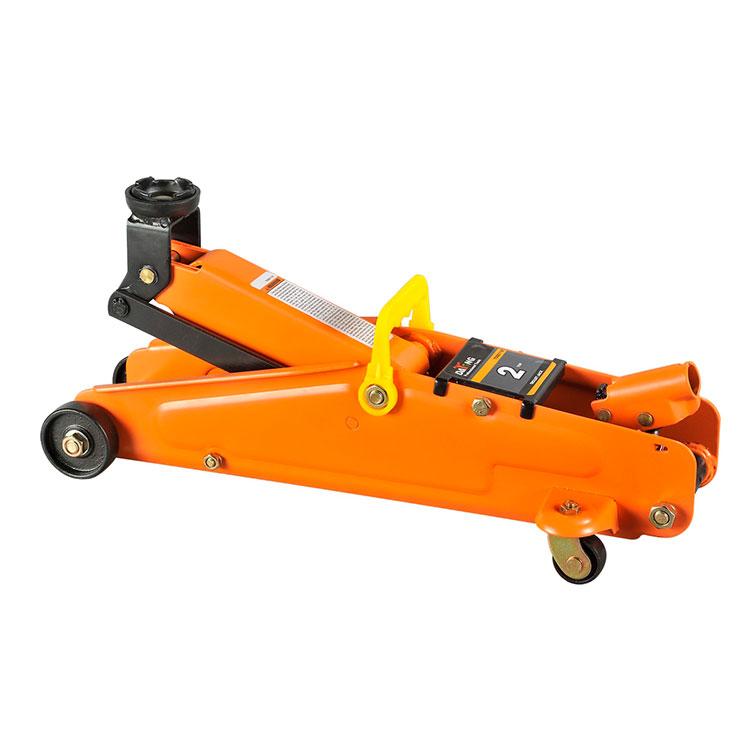2 Ton Hydraulic Trolley Floor Jack Car Caravan Garage Lift CEGS
