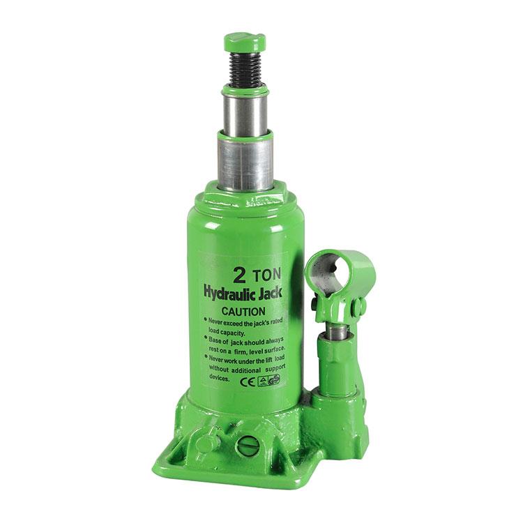 Hydraulic Bottle Jacks Double Ram Jack 2 Ton