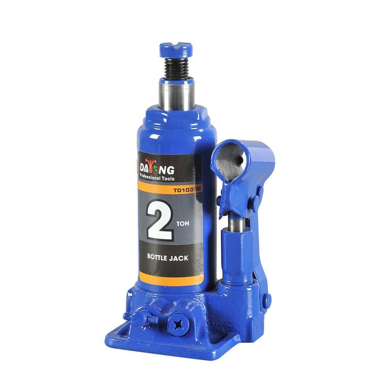 2 Ton To 50 Ton Manual Screw Lifting Car Hydraulic Bottle Car Jack