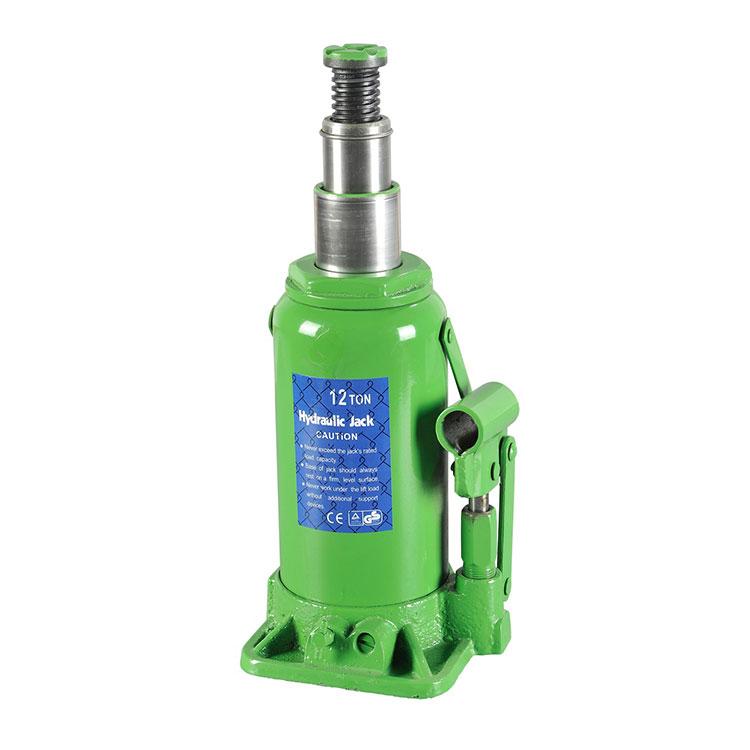 12 Ton Two Stage Hydraulic Bottle Jack