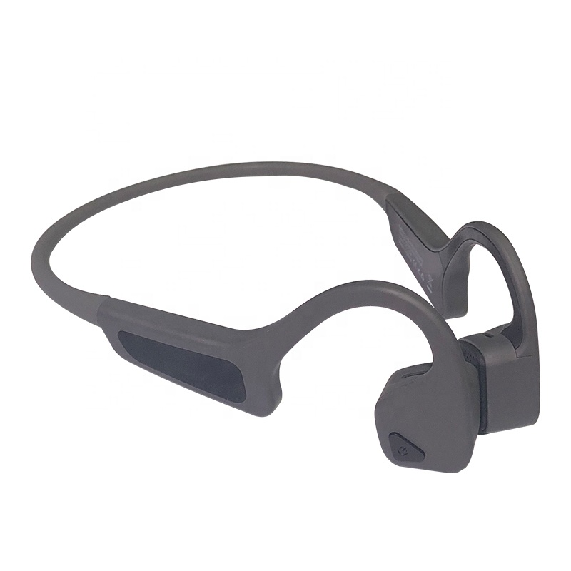 Bone Conduction Headphones Bluetooth Wireless Sport Headset For Driving Safe And Secure