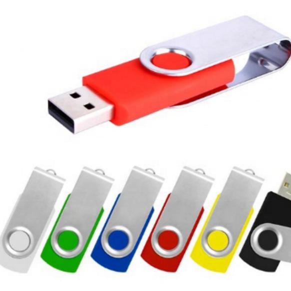 Cheap Promotional Swivel USB Flash Key Drive 128MB 256MB