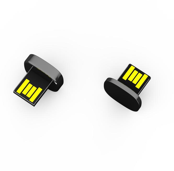 2021 hot selling Hidden car USB flash drive U disk metal zinc alloy LED luminous LOGO customization 4GB/8GB/16GB/32GB/64GB/128GB