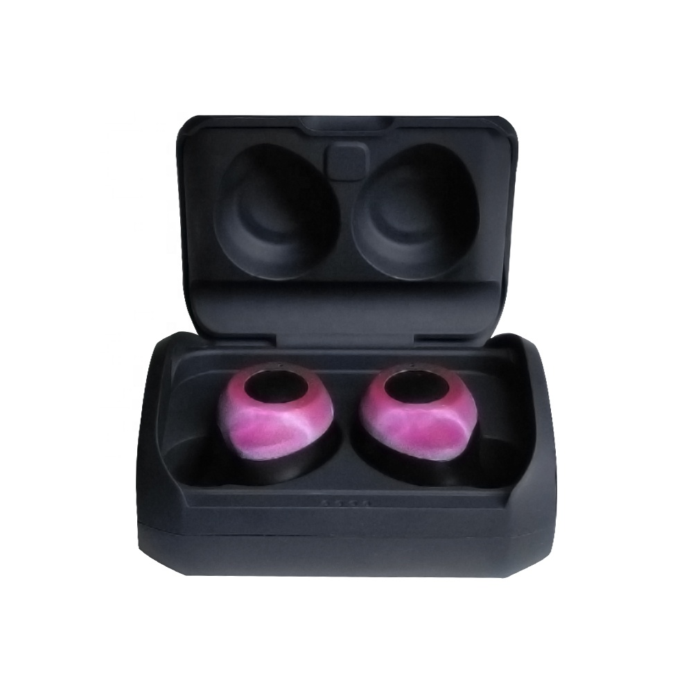 Factory Price Wholesale TWS True Wireless Earbuds Mini  Bluetooth 5.0 Headset with Charging Case