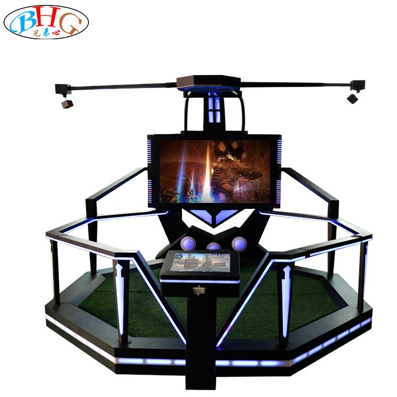 2021 new htc vive shooting vr platform for vr theme park/game center