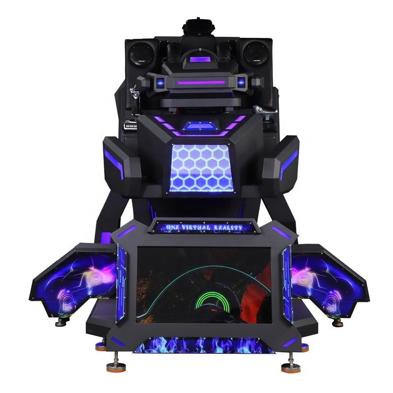 2020最佳赚钱投资产品最新360度vr模拟器终结者