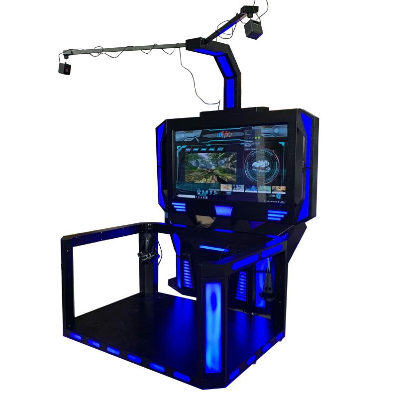 2020娱乐创新HTC 交互式cs战队vr 9d虚拟现实模拟器