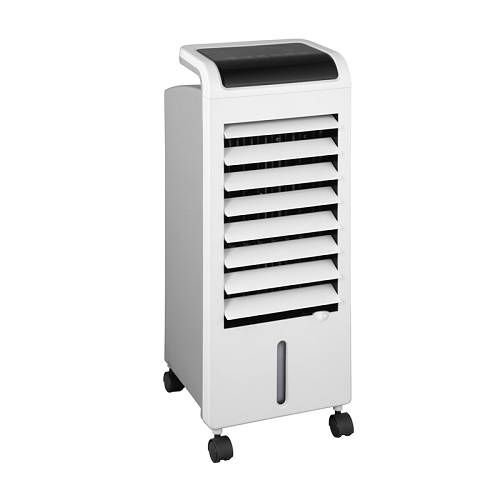 3 in 1 Evaporative air cooler/humidifier/air purifier, 80W, 5L, 3 Fan Speed, Portable handle with Remote control