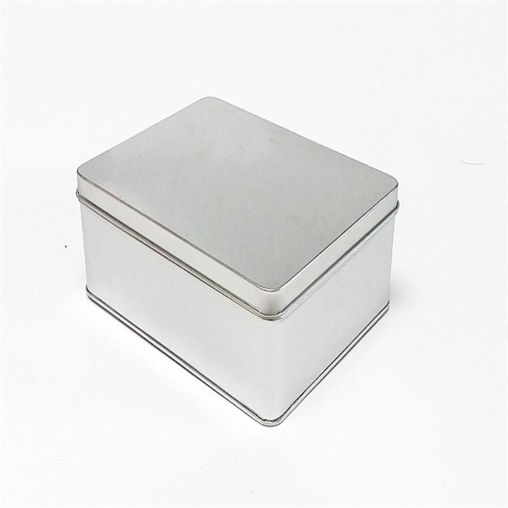 special rectahgular tea tin cookie tin box for tin BOX PACKAGE
