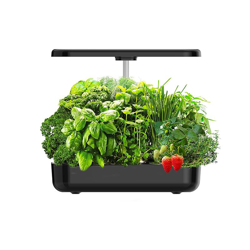 YF-20 Оригинальный дизайн для внутренней гидропоники, комплект для выращивания, светодиодная система, гидропонный сад, внутренний умный сад