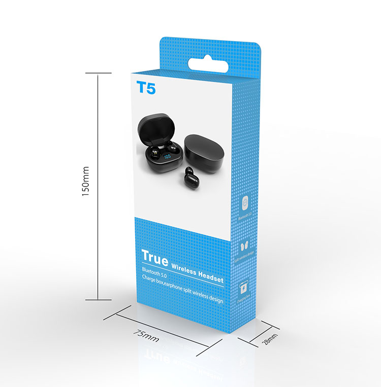 Tws Wireless Bluetooth Earphones 5.0 company