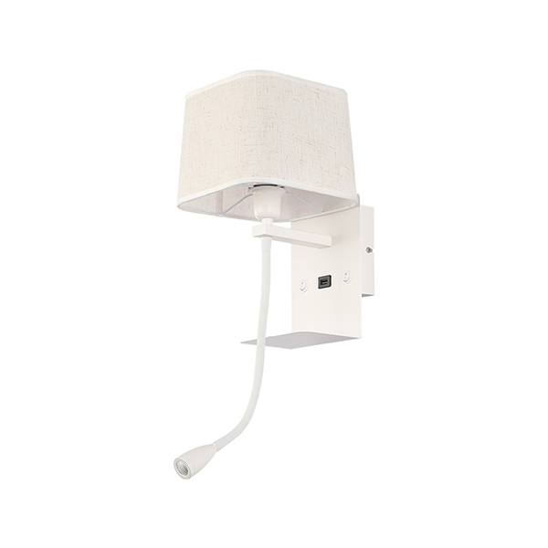 LED Bedside Reading Lamp