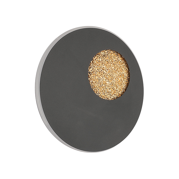 Round LED Wall Sconce Lamp