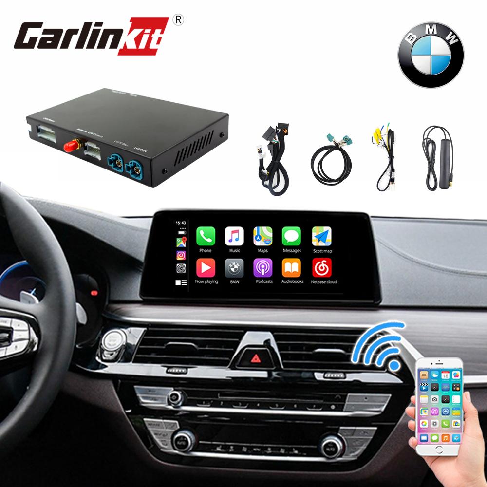Carlinkit car video Multimedia CarPlay box Upgrade Retrofit Kit for BMW