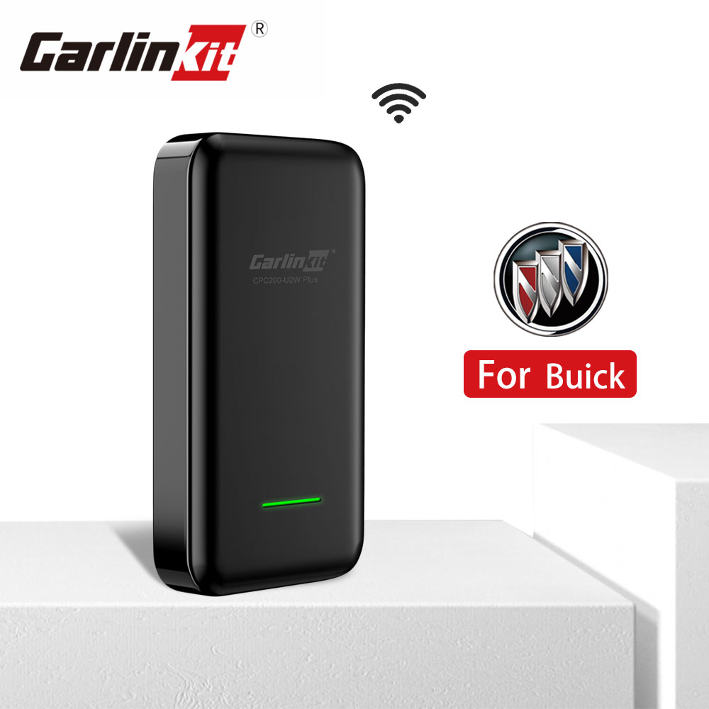 Carlinkit wireless CarPlay adapter for Buick original wired CarPlay upgrade to wireless CarPlay