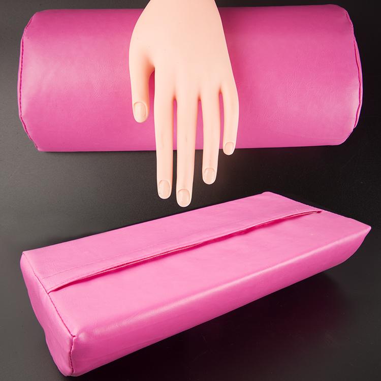 PU+Sponge Nail Art  Hand Pillow Cushion salon Tools