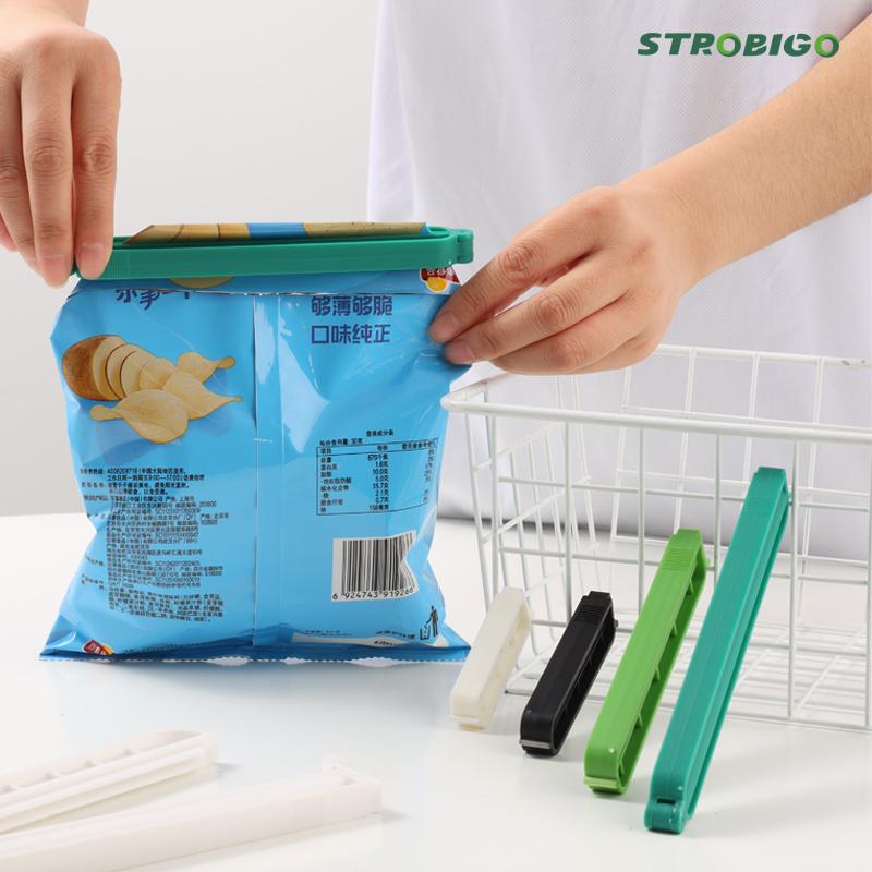 STROBIGO CP110 Plastic Bag Clips Sealing Clips