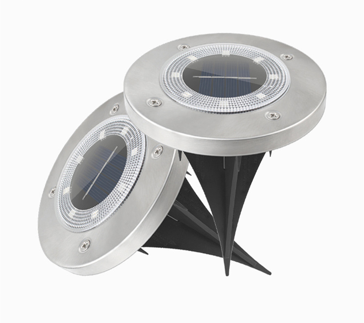 New design decoration RGB waterproof IP65 solar LED lights outdoor for garden light