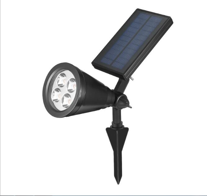 Wholsale multifunctional street LED garden lights waterproof IP65 lighting sensor solar lawn light